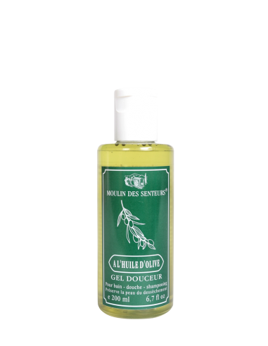 Gel Douche Huile d'Olive