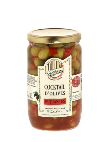 Cocktail d'Olives Piquantes