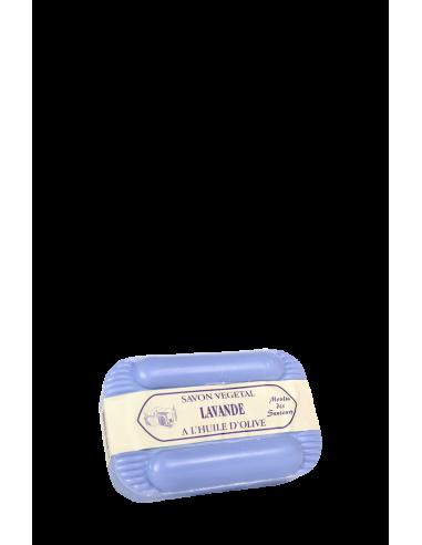 Savon à l'Huile d'Olive Lavande