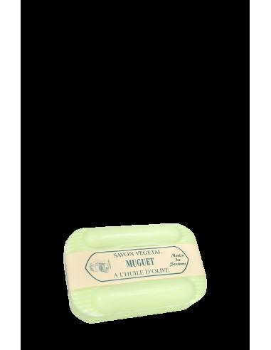 Savon à l'Huile d'Olive Muguet 250 g