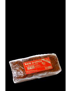 Pain d'épice Orange Pur Miel