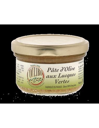 Pâte d'Olive aux Lucques Vertes