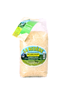 Riz Long Blanc 1 kg