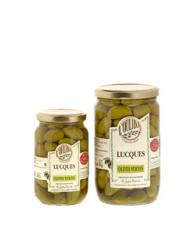 Lucques Olives Vertes